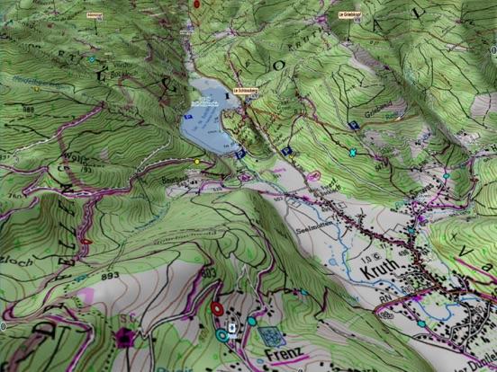 Screenshot #5 pour 3619 OT Vosges