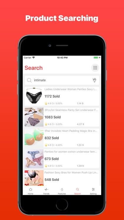 AliTrends: Products Trending screenshot-8