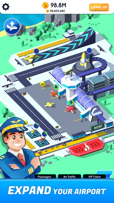 Idle Airport Tycoon screenshot 5