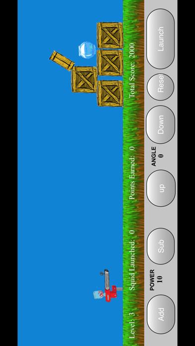 Squid Launcher screenshot 17