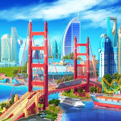 Megapolis: City Building sim iOS App