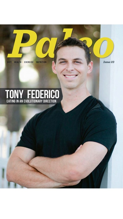 Paleo Diet Mag screenshot-0