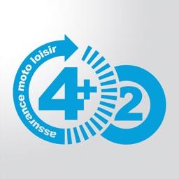 Assurance Moto Loisir 4+2