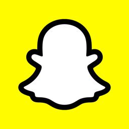 Ícone do app Snapchat