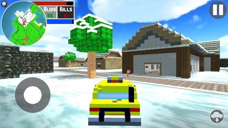迷你像素世界3:吃鸡战场 screenshot-3