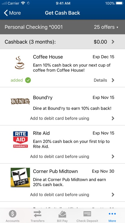 CRCU Mobile Banking screenshot-6