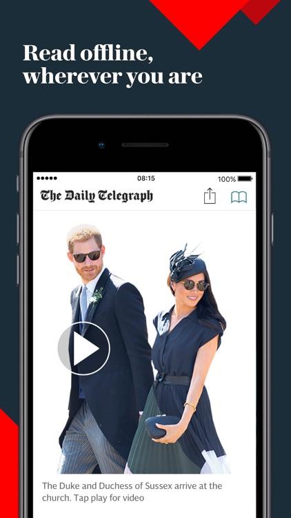 Telegraph Newspaper Edition UK screenshot-3
