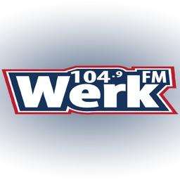 104.9 WERK-FM
