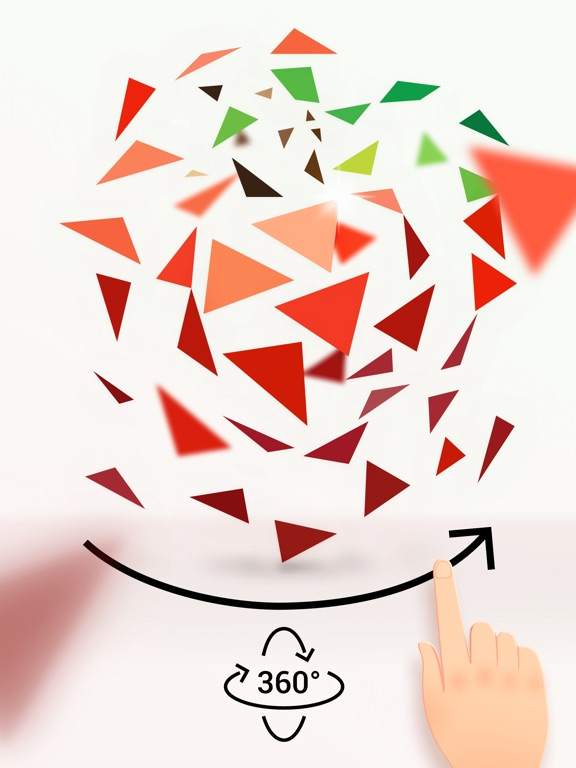 LOVE POLY - NEW PUZZLE GAME screenshot 13