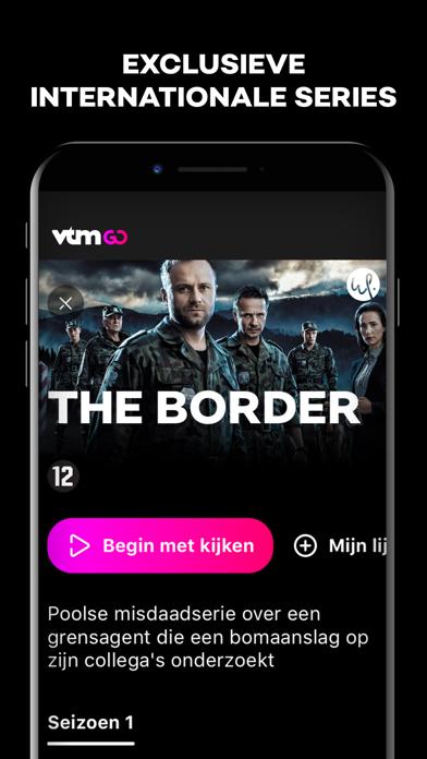 Screenshot #3 pour VTM GO