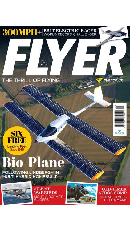 FLYER Magazine screenshot-4