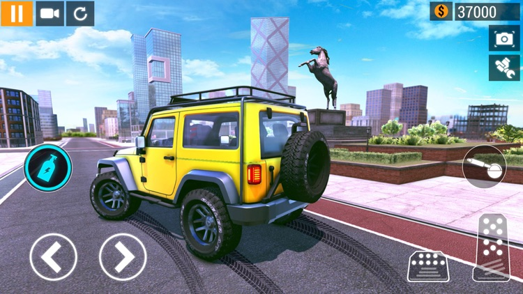City Car Racing Simulator 2019 screenshot-6