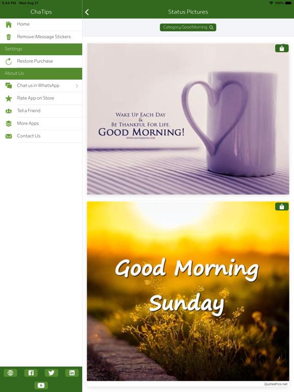 ChaTips - Status & Direct Chat screenshot 15