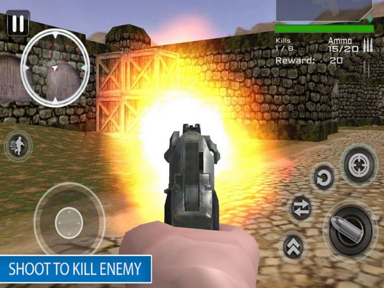 Gun FPS: Destroy Enemy screenshot 5