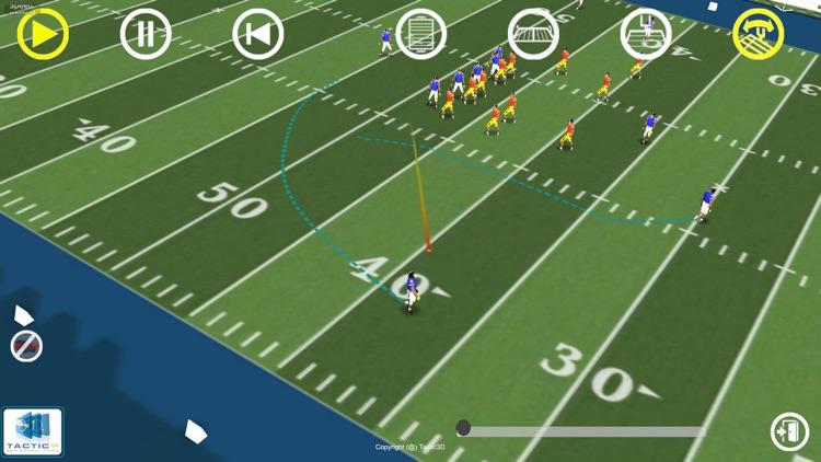 American Football 3D Playbook screenshot-4