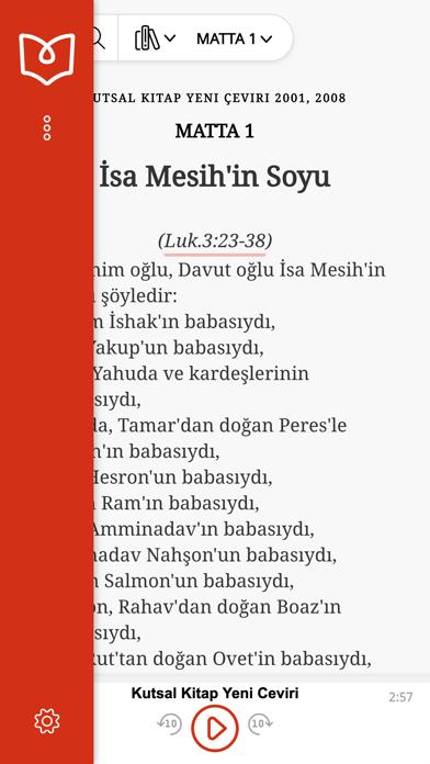 Kutsal Kitap screenshot three