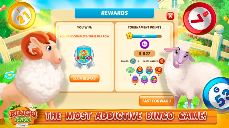 Bingo Farm Ways - Bingo Games screenshot-4