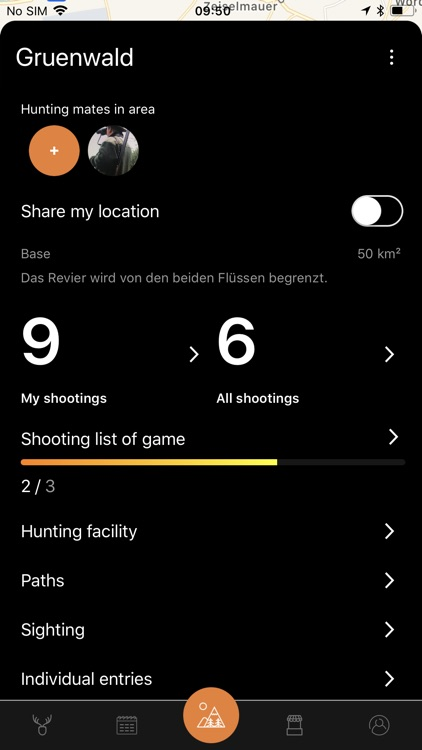 Steyr Arms Hunting App screenshot-3