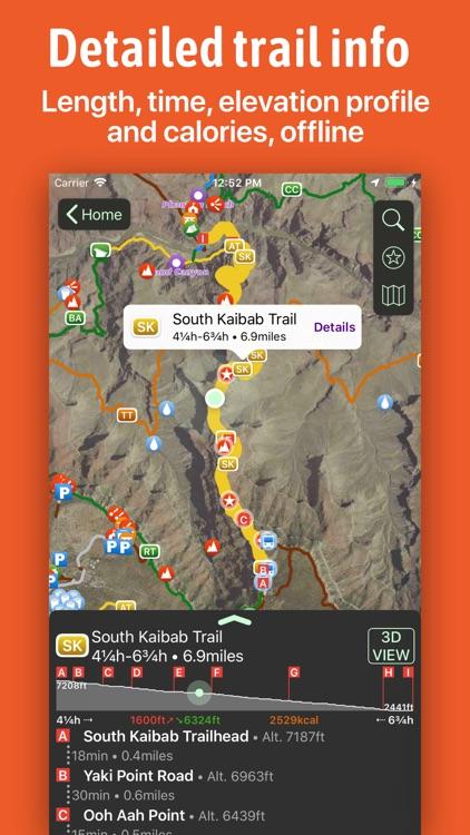 Hikepack: Clever Hiking Maps screenshot-6