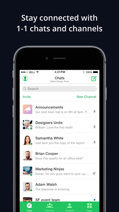 messages.download Flock: Team Communication App software