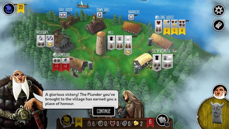 Raiders of the North Sea screenshot-0