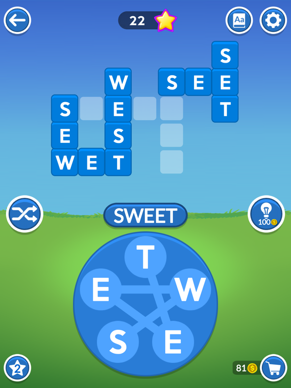 Word Toons screenshot 9