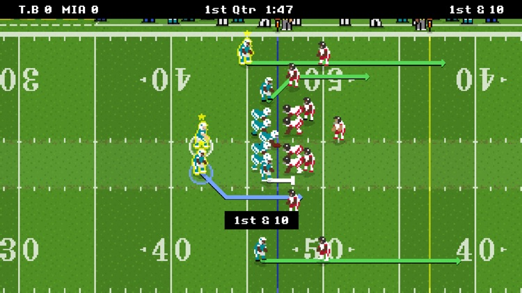 Retro Bowl screenshot-0