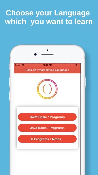 Basic Of Programming Languages - 窓用
