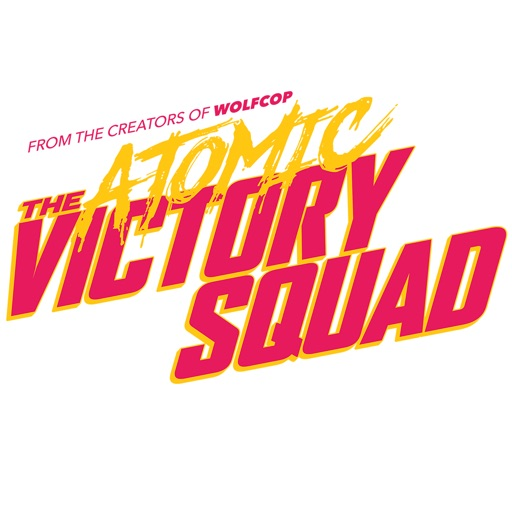 Atomic Victory Squad Stickers