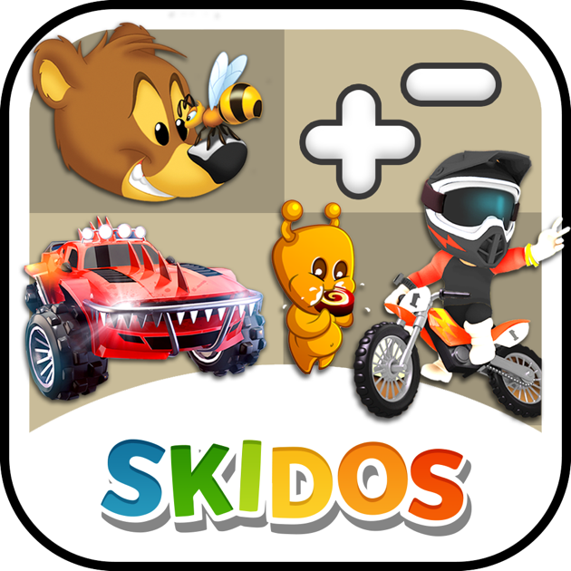 SKIDOS For 9,10,11+ Year Old Kids, Girls, Boys Cool Maths