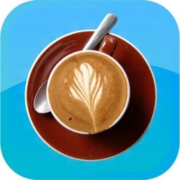 Coffee-Emoji Stickers