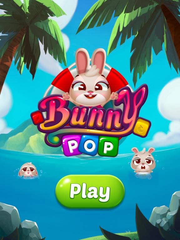 Bunny Pop Blast screenshot 7