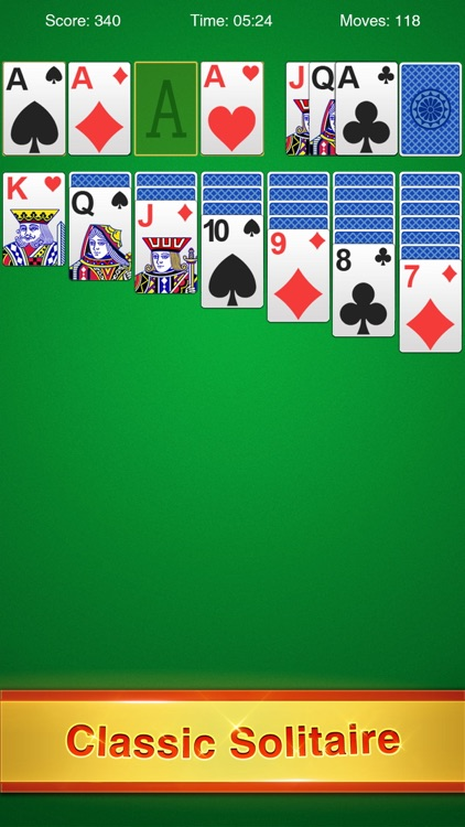 Solitaire Classic Games screenshot-0