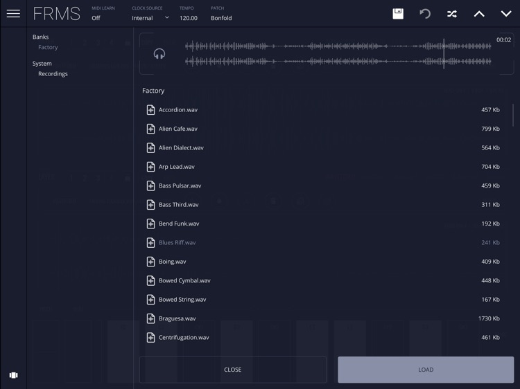 FRMS - Granular Synthesizer screenshot-3