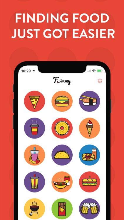 Find Food & Restaurants: Tummy
