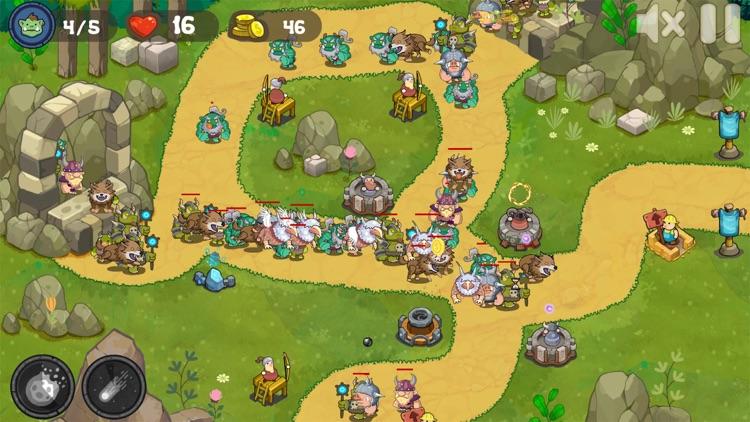 Tower Defense Legends: Stories screenshot-3