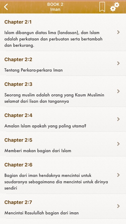 Sahih Al-Bukhari in Indonesian