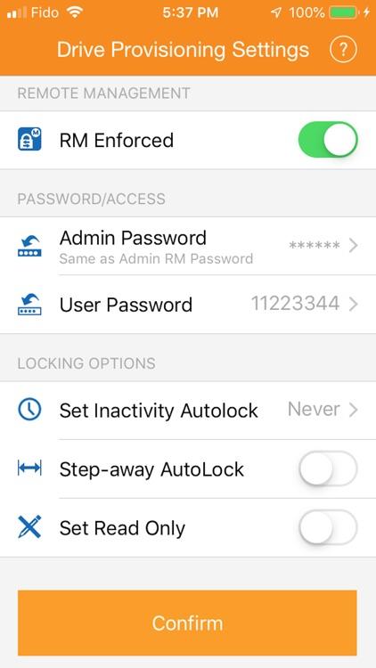 DataLock Admin screenshot-3
