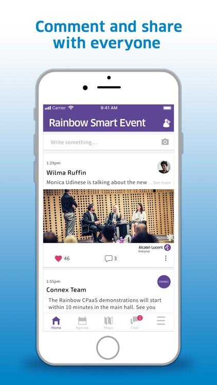 Rainbow Smart Event