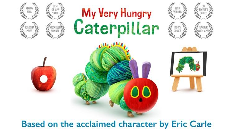 My Very Hungry Caterpillar. screenshot-0