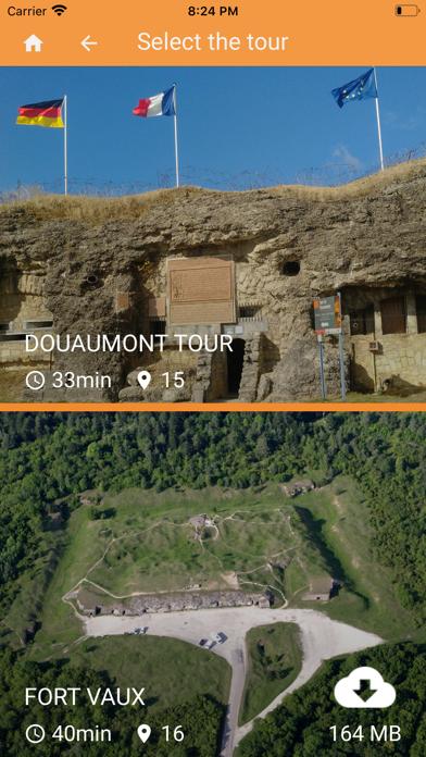 Forts de Vaux et Douaumont screenshot 1