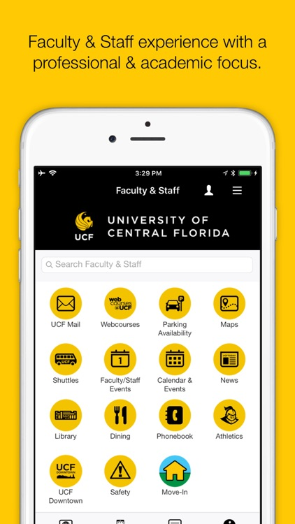 UCF Mobile screenshot-6