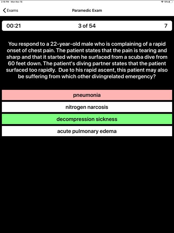 Paramedic NRP Exam Prep screenshot 17