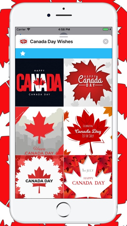 Canada Day Wishes screenshot-0