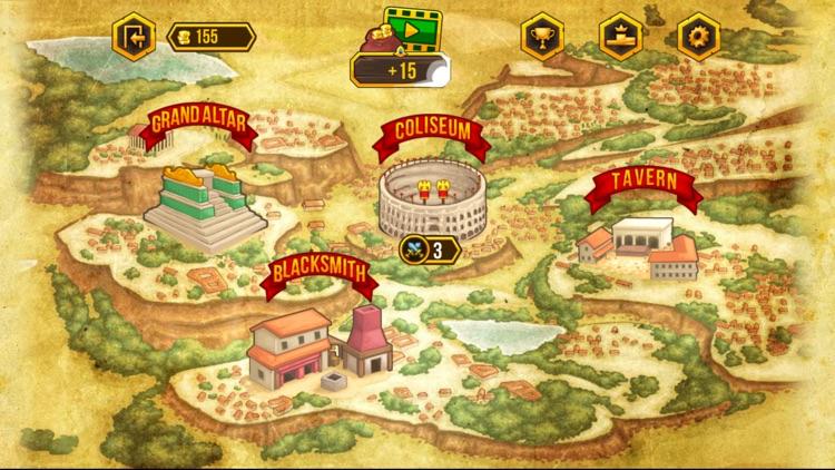 Gods of Arena: Online Battles screenshot-4