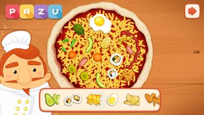 子供向けの料理ゲームとピザ作り Pizza gamesのおすすめ画像4