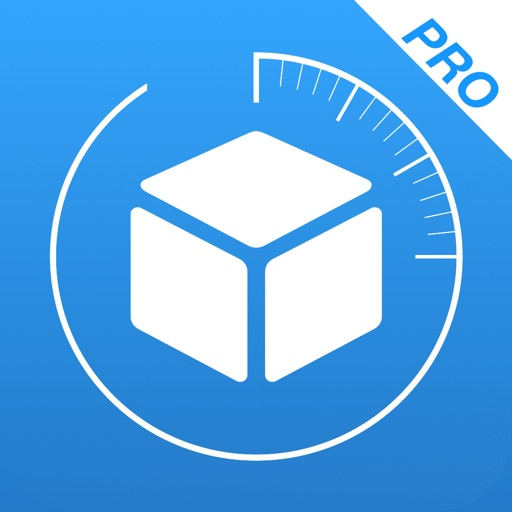 Cutimer Pro: Magic Cube Timer icon