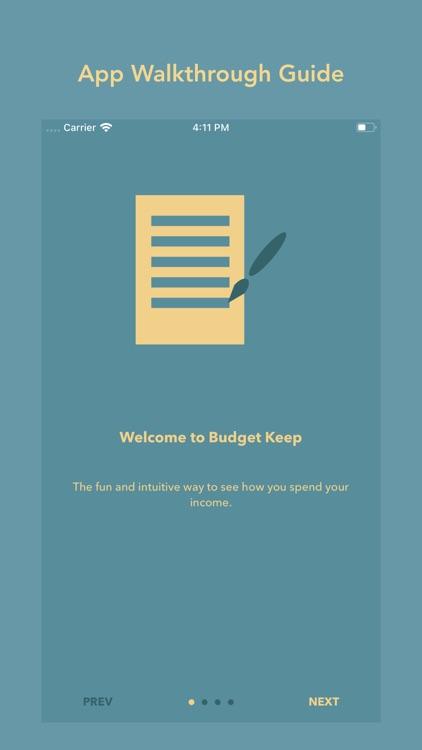 Budget Keep screenshot-4