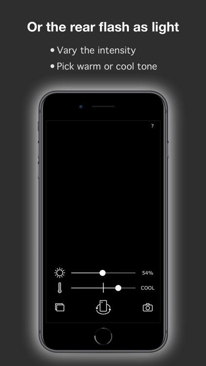 Lit Cam : Light + Camera screenshot-5
