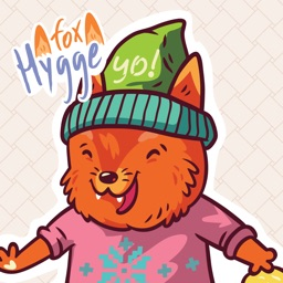 Cute Fox Stickers